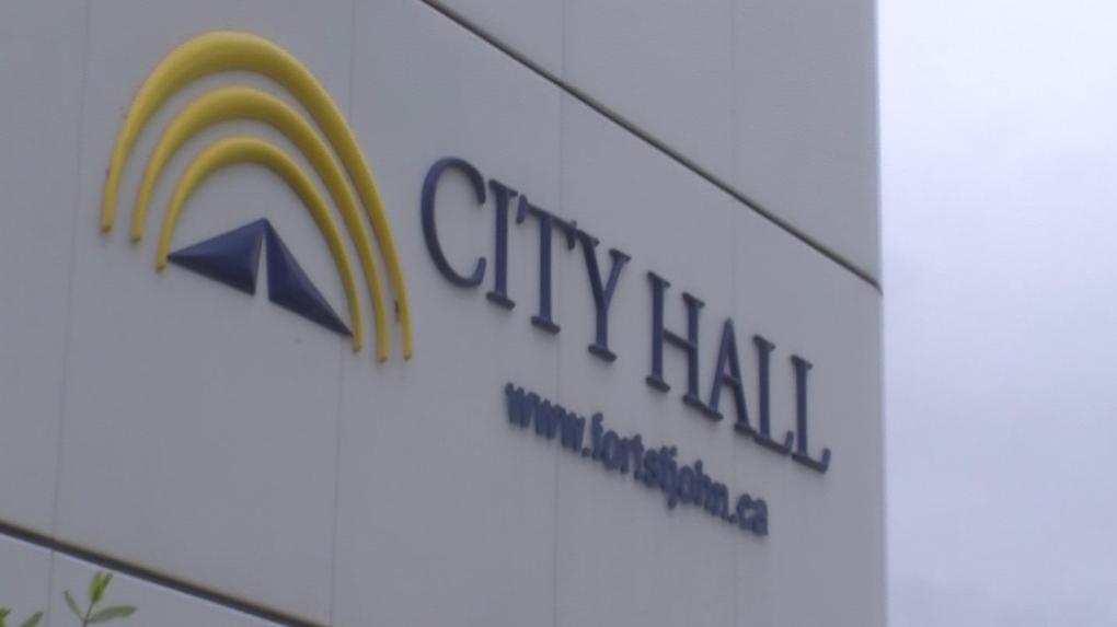 Fort St. John City Hall