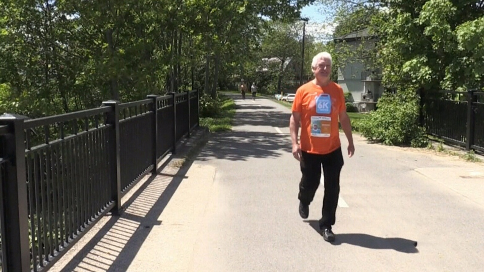 Frederictonians walk-the-walk for water