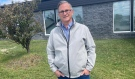 Tom Di Francesco is the general manager of B&D Manufacturing. (Alana Everson/CTV News)