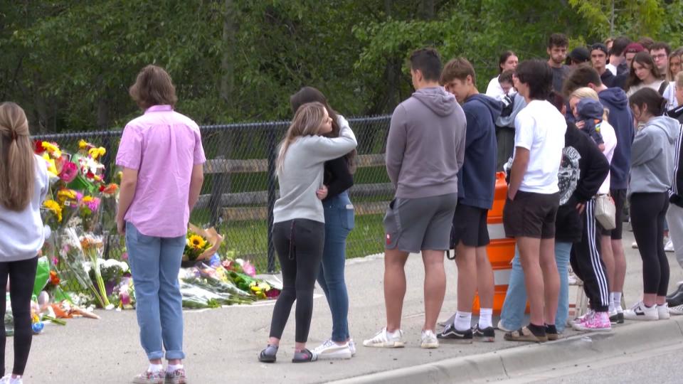 Memorial for Kelowna crash victims