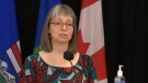 Hinshaw endorses reopen plan for Alberta