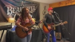 Our friends Sean and Christine in Matheson -- they go by the name A Beautiful Crash – perform their original song, 'Lost Somewhere in Time.'