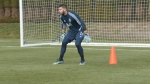 Busy summer ahead for Whitecaps goalkeeper