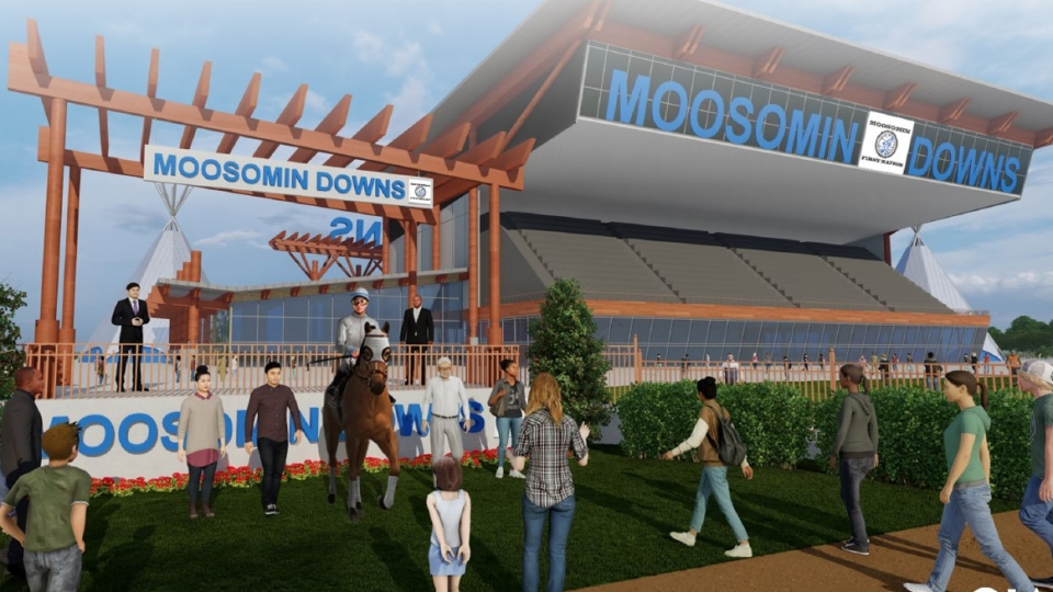 Moosomin Downs 2