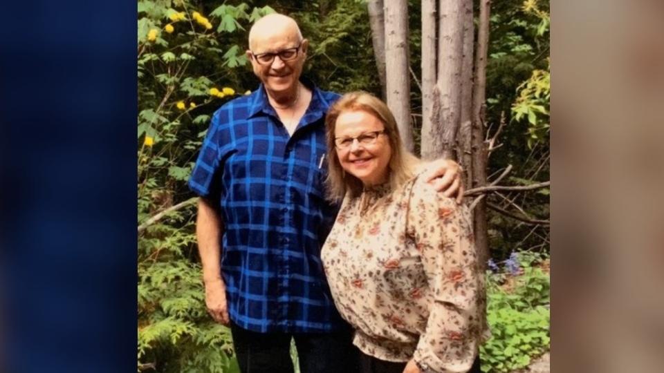 Merril and Gail of Squamish