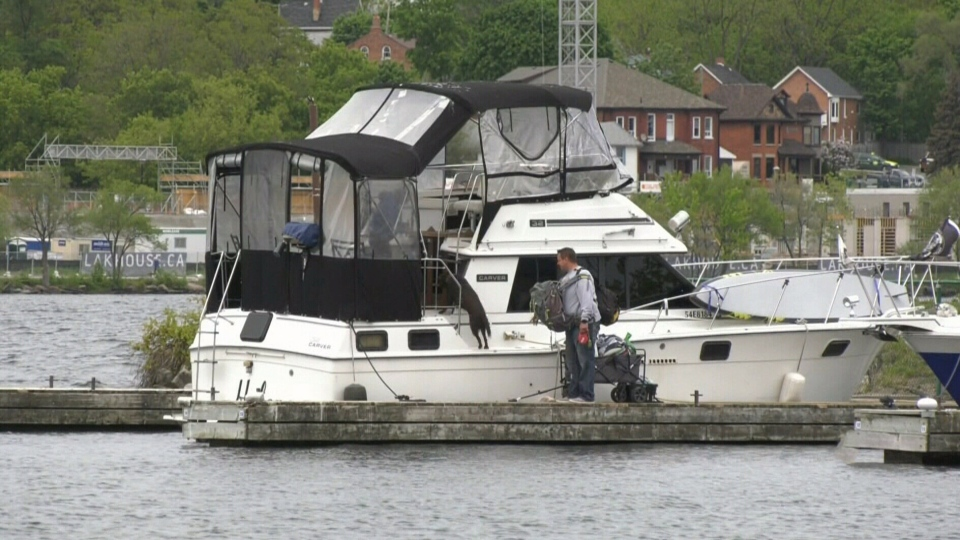 OPP stress safety on the water