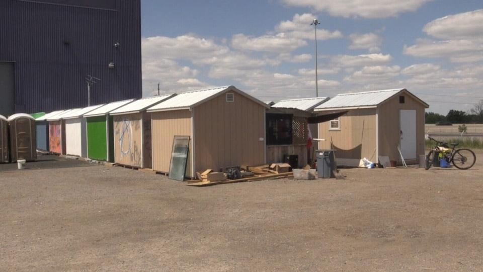 Petition against moving A Better Tent City