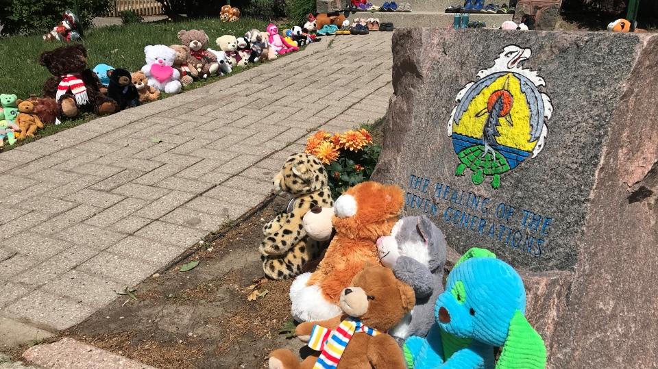 Memorial in Kitchener
