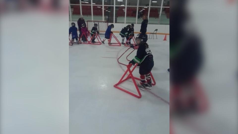 Yellow Quill Hockey