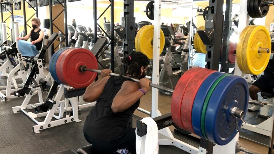 Nautilus Plus gym reopens