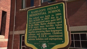 Remains of 215 students were found at the Kamloops Indian Residential School in British Columbia sparking outrage and mourning across the country.