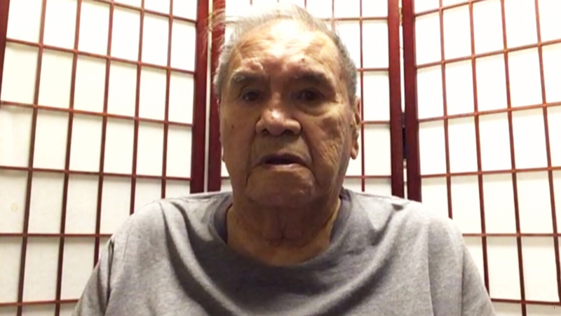 Residential school survivor Fred Gordon says he was abused for years at the Lebret Indian Industrial Residential School in Saskatchewan.