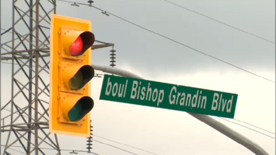 Bishop Grandin Boulevard