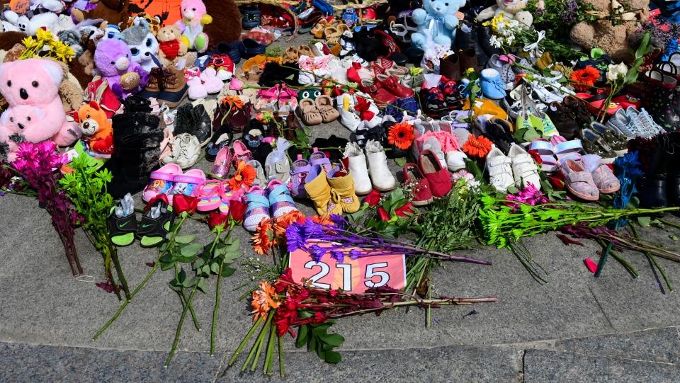 Memorial at the Eternal Flame