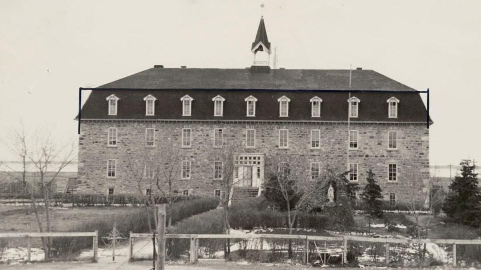 Pine Creek Residential School