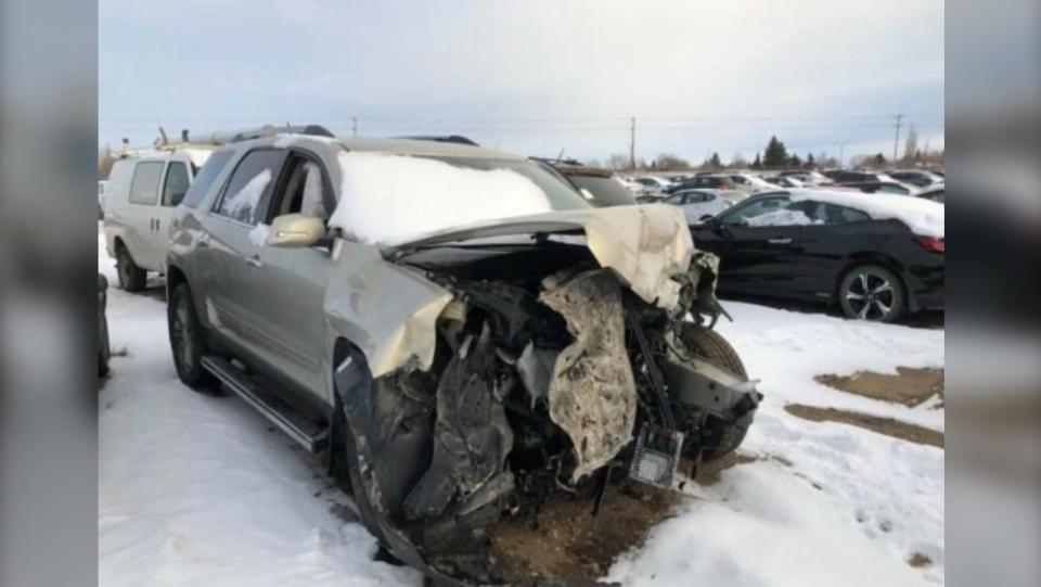 Wakaw Car Crash