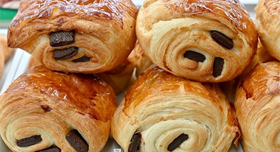 Paco Gomez pastry