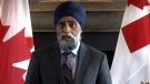 Power Play: Sajjan on independent military report