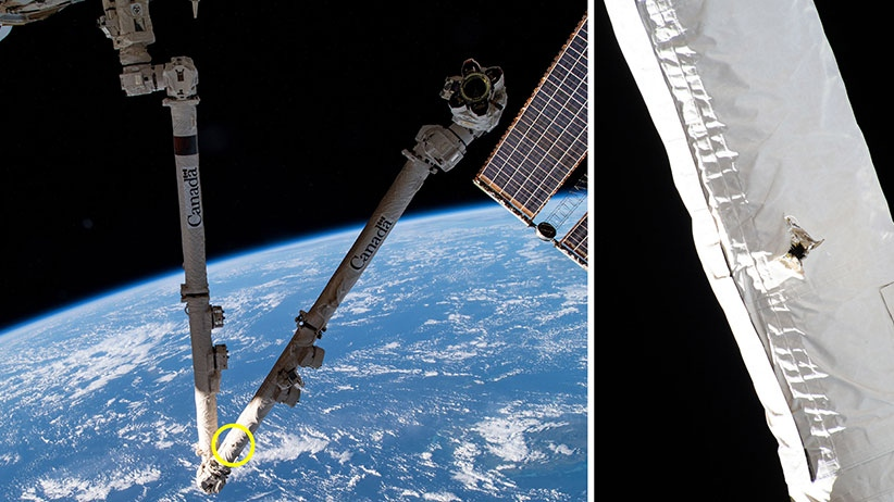The Canadarm2