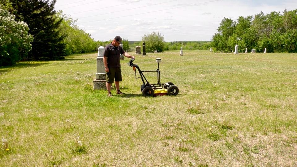Craig Campbell Ground Radar