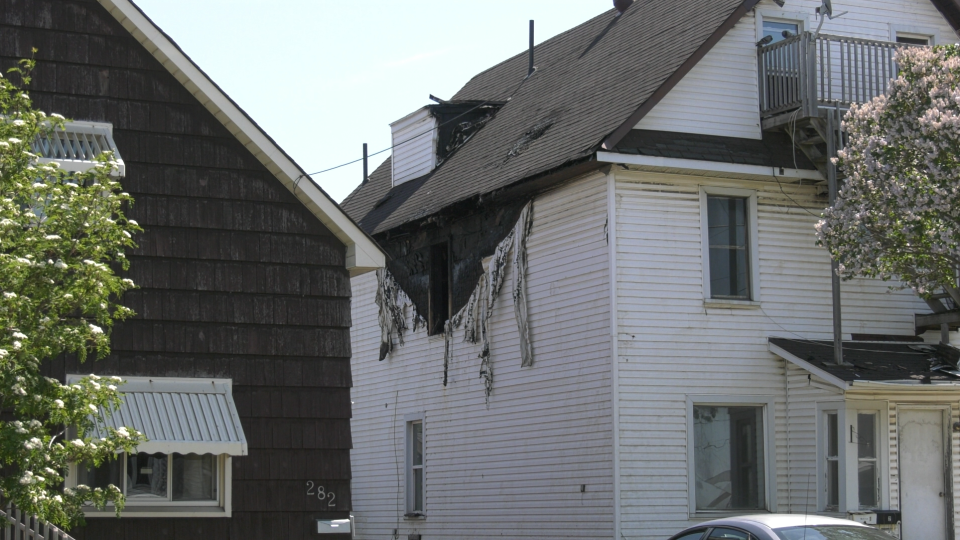 Fire at Sault multi-unit complex deemed suspicious