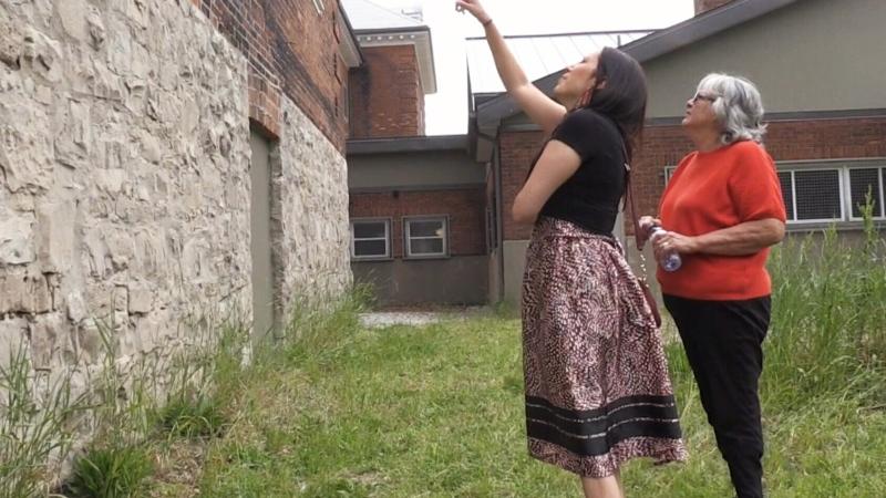 Residential school survivors speak out