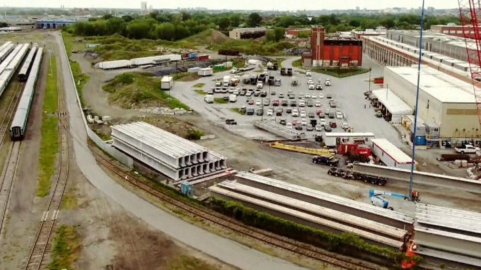 Tests begin on REM rail network
