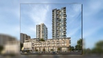 Island's tallest building pitched in Victoria