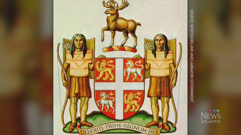 N.L. changing its provincial coat of arms