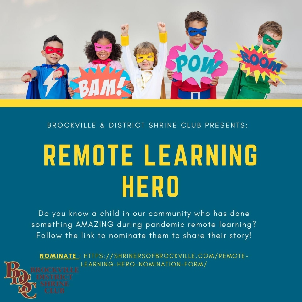 Remote Learning Heroes