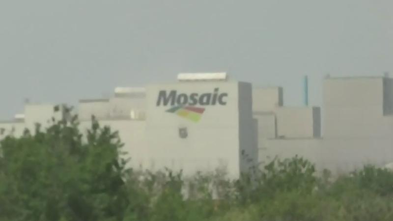 Mosaic closing Esterhazy K1, K2 mine sites