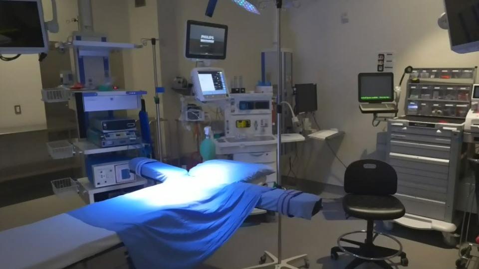 Open-heart surgeries cut in half