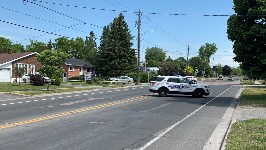 Kingston police Montreal and Sheppard