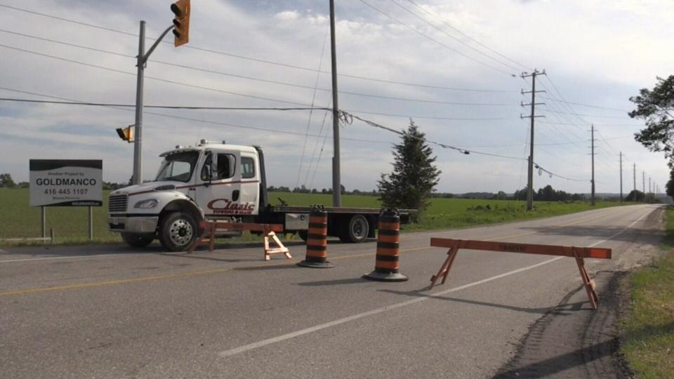 Police investigate fatal collision