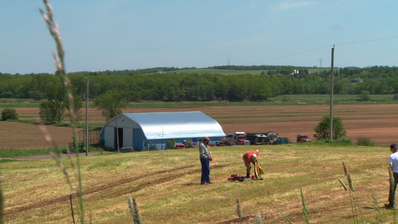 Search for burials underway