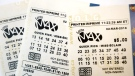 One of the two winning $70 million Lotto Max tickets in Tuesday's record-breaking draw was sold in Toronto.