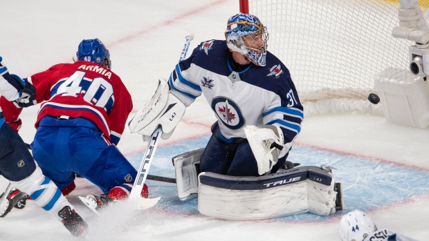 Habs push Jets to edge of elimination with dominant 5-1 win