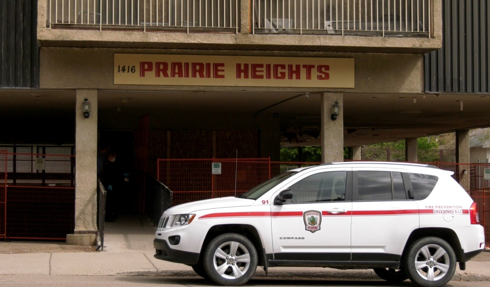 Prairie Heights