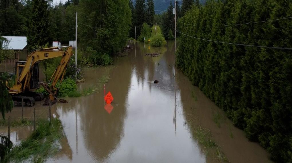 Flood risk recedes