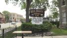 Old South Village Pub in London, Ont. on June 7, 2021. (Jordyn Read/CTV London)