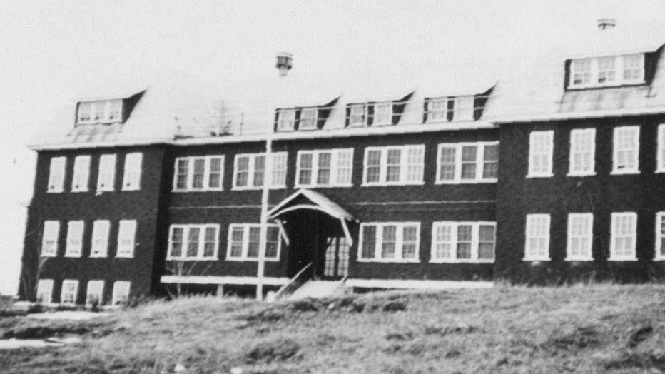 Pelican Lake Residential School