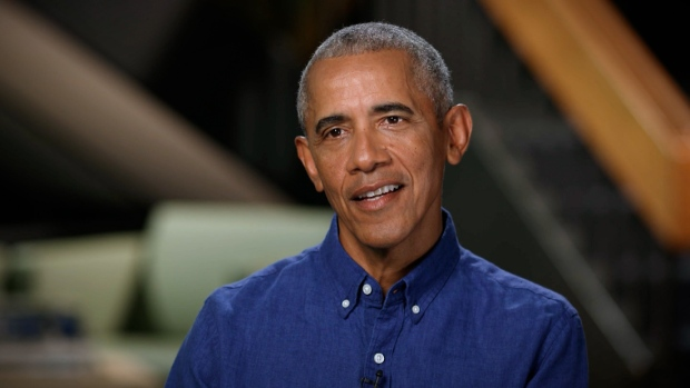 """Former U.S. President Barack Obama said his struggles early in life were """"similar"""" to those of the young men he mentors in Chicago while reflecting on his path to the presidency in an exclusive interview with CNN's Anderson Cooper that aired on June 7."""