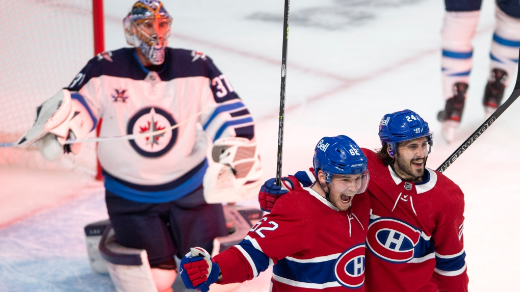 Montreal Canadiens Artturi Lehkonen