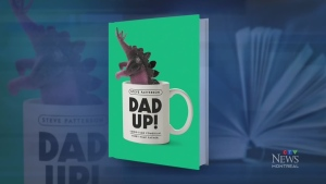 Dad up! Being a father isn't easy