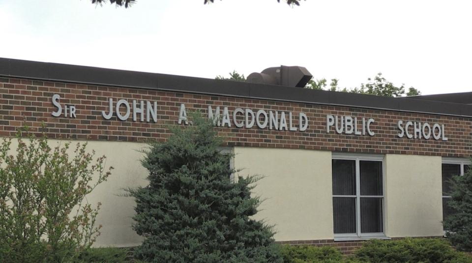 Sir John A Macdonald Public School