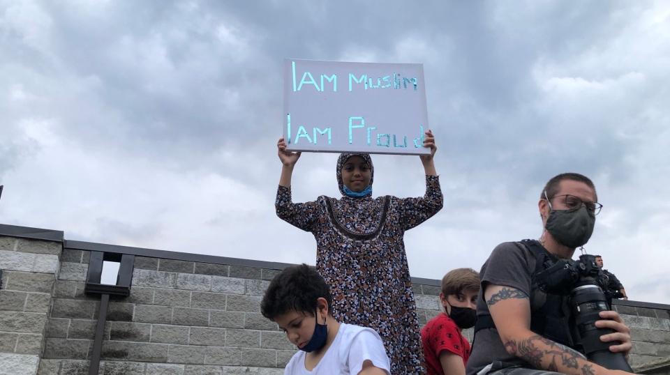 London vigil