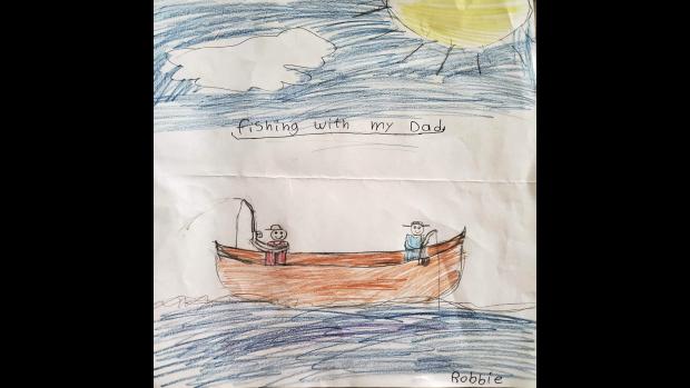 Robbie Chatburn, 10 years old, Grade 4, St Philips Catholic School, Richmond