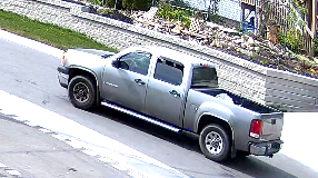 Vehicle of interest in home invasion