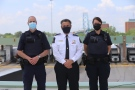 A look at the day-to-day of a Canada Border Services Agency officer in Windsor, Ont. on Wednesday, June 9, 2021. (Melanie Borrelli/CTV Windsor)