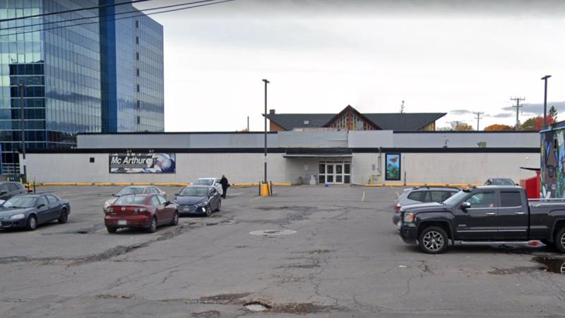 McArthur Lanes on McArthur Avenue in Ottawa. (Photo courtesy: Google Maps)